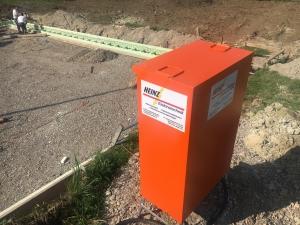 Baustromkasten HEINZ Elektrotechnik Kirchheimbolanden